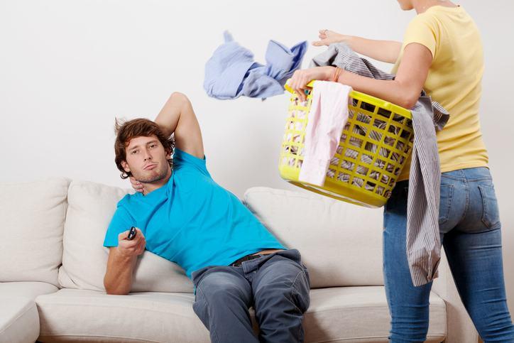 Sotii isi streseaza de doua ori mai mult sotiile decat o fac copiii
