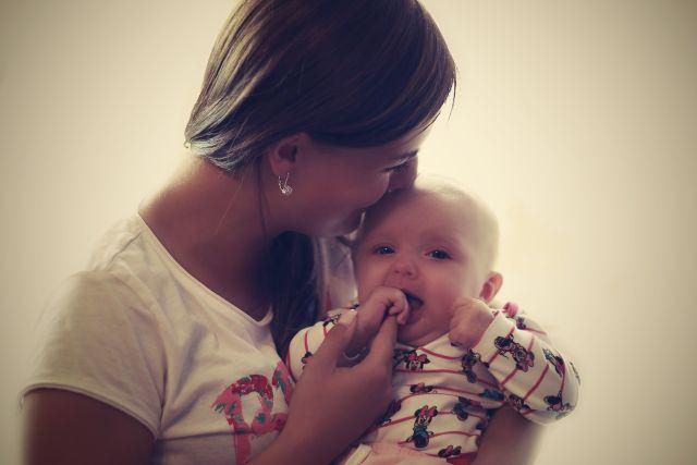 Suntem mame. Ne stresam. E scris in ADN-ul nostru