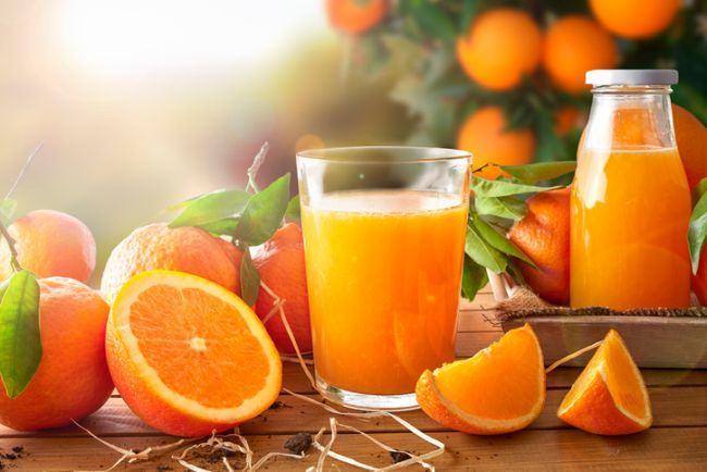 Suc cu clementine