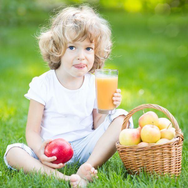 Sucul in alimentatia copiilor
