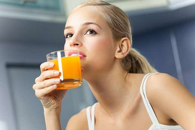 Romania are una dintre cele mai scazute valori in ceea ce priveste consumul de sucuri si nectaruri de fruct