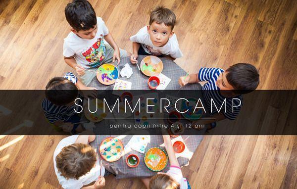Summer Camp - Pescariu Sport and Spa