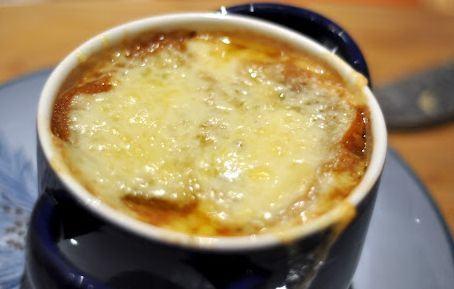 Supa crema de ceapa