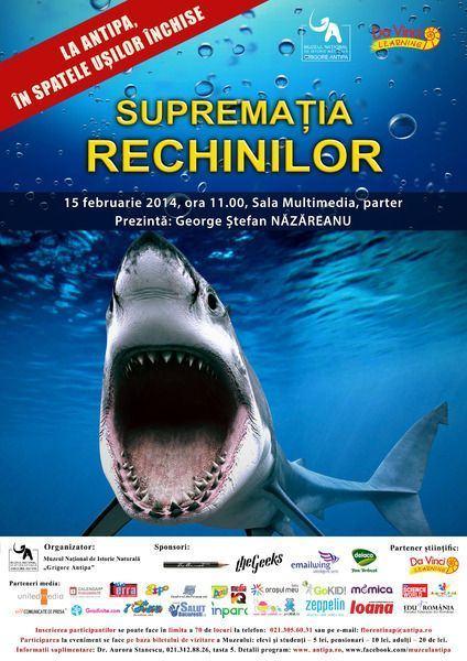 Suprematia rechinilor