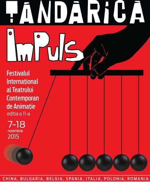 Programul Festivalului International al Teatrului Contemporan de Animatie ImPuls 7 - 18 noiembrie 2015