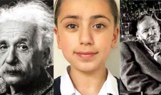 La 11 ani are un IQ mai mare decat al lui Albert Einstein. Ce rezultat a obtinut la testul Mensa