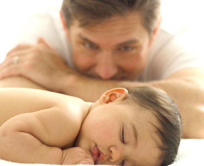 Ce se intampla cu creierul unui barbat, atunci cand devine tata