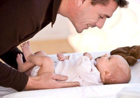 Implicarea tatalui in cresterea copilului
