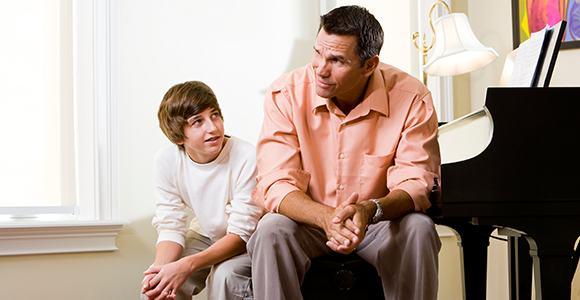 Lucruri pe care un tata nu o sa le spuna niciodata