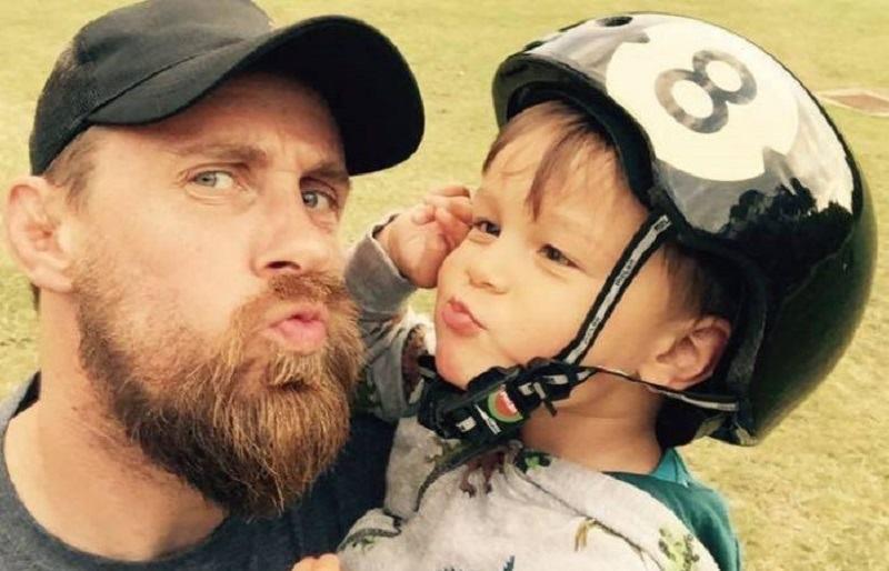 10 reguli emotionante ale unui tata, al carui copil a murit cand avea doar 3 ani