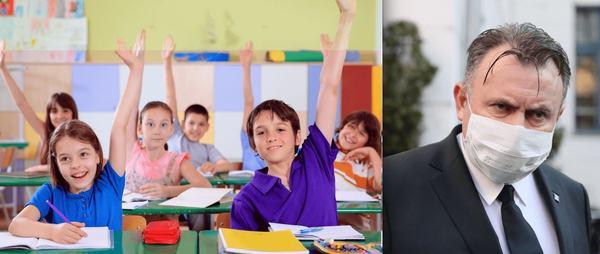 Ministrul Sanatatii, un nou anunt despre redeschiderea scolilor in toamna