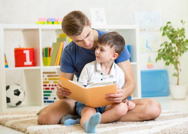 Vrei sa fii un tata mai bun in 2017?