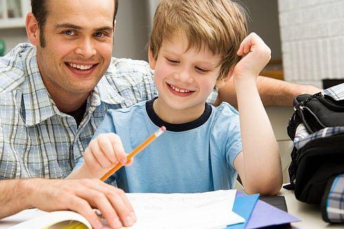 5 pasi pentru temele copilului scolar