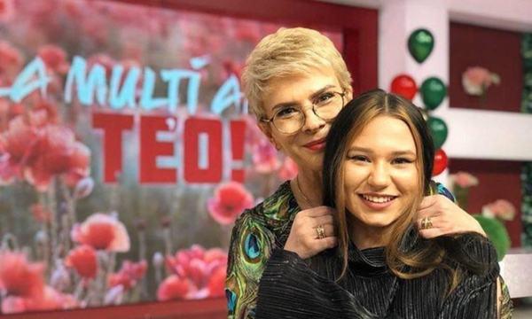 "Teo Trandafir, marturisiri despre fiica ei: ""Maia este un om cu o putere incredibila"""