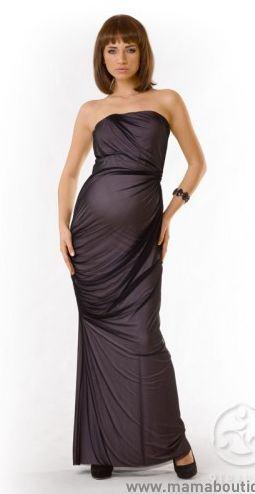 6 rochii negre, de graviduta, pentru noaptea dintre ani