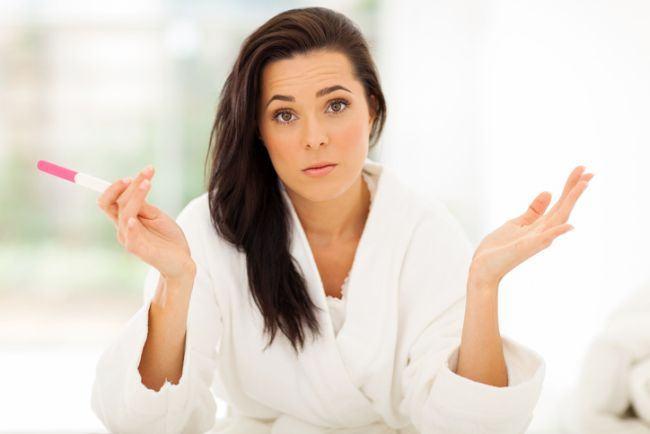 Poti fi insarcinata chiar daca testul de sarcina a iesit negativ?