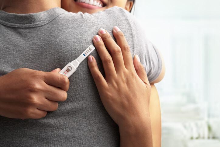 test-sarcina-pozitiv
