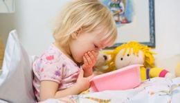 De ce copiii vomita tot timpul?