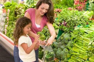 Copilul vegetarian, un stil de viata sanatos?