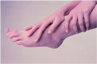 Ingrijirea picioarelor in sarcina