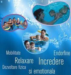 Aqua Active, miscare in apa pentru gravide, bebelusi si mamici