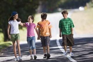 Dezvoltarea fizica a copilului la 6-11 ani