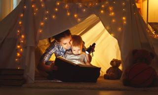 9 jocuri distractive pentru copii inainte de culcare