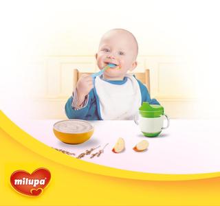 Sanatatea copilului tau incepe cu lapte