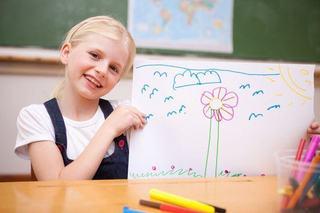 Plansele de colorat incurajeaza creativitatea