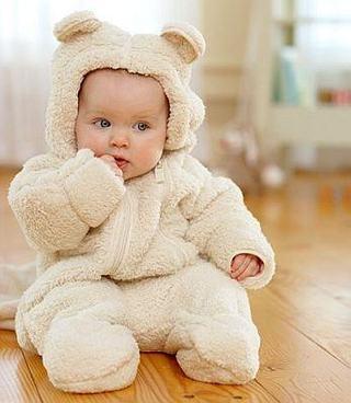 Cum sa-ti pregatesti bebelusul pentru lunile friguroase?