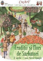 Traditii si Flori de Sarbatori, 27 aprilie – 05 mai 2013, Parcul Cismigiu