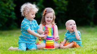 Natura este cel mai potrivit mediu de joaca pentru copii