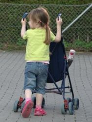 Beneficiile plimbarii pentru bebelusi