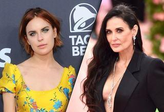 """Fiica cea mica a lui Demi Moore, despre relatia dificila cu mama sa: """"Nu am vorbit cu ea timp de trei ani"""""""