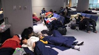 "Zeci de copii romani abandonati pe aeroporturile din Milano, Doha si Tokyo.""Am fost abandonati de dimineata"""