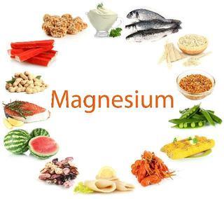 Magneziul in sarcina