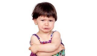 Ce sa ii spui copilului tau in loc de Nu plange