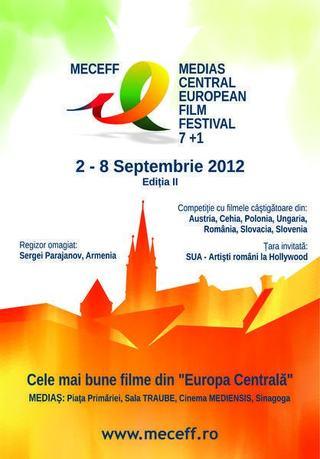 Medias Central European Film Festival, 3 - 6 septembrie 2012
