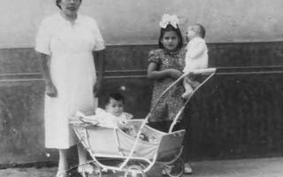 Povestea fetitei care a devenit mama la 5 ani