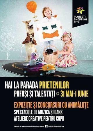 De 1 iunie, Ploiesti Shopping City devine destinatia preferata a copiilor