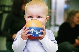 Jocul bebelusului in functie de varsta