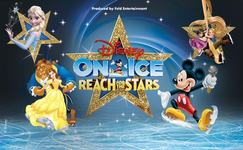 Superproductia Disney On Ice ajunge in premiera in Romania cu spectacolul Reach For The Stars
