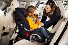 Noul Mercedes-Benz CLASA B: pentru siguranta copilului tau