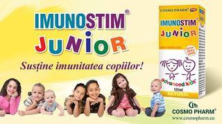 Cum intarim sistemul imunitar al copilului