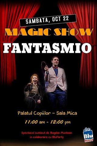 Spectacol de Magie si Iluzionism pentru copii