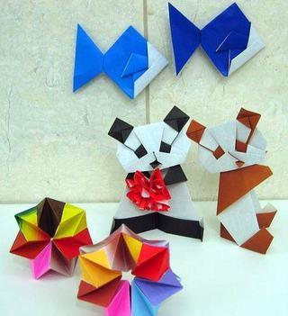 Ateliere de origami si handmade la Centrul MiniMe al Fundatiei Nadia Comaneci