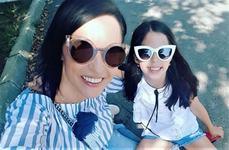 Andreea Marian, detalii emotionante despre fiica sa: Esti perfecta si vreau sa fiu ca tine