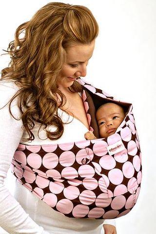 Slingul pentru bebelusi, ce trebuie sa stii?
