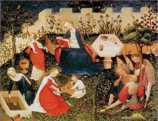O calatorie imaginara in evul mediu: printese, cavaleri si vrajitoare