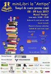 Ateliere de creativitate la miniLibri, singurul targ de carte pentru copii